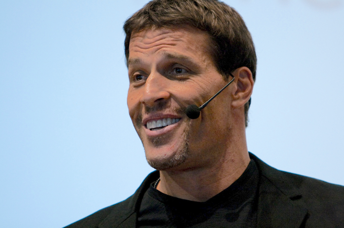 Kick-start your Personal Growth with Tony Robbins